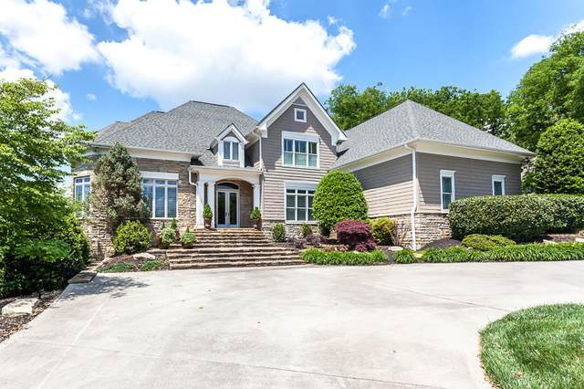 3543 Captains Way, Knoxville, TN 37922 (#1140305) :: Adam Wilson Realty