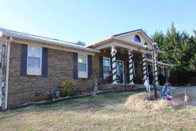 545 Jerry Drive, Talbott, TN 37877 (#1140326) :: A+ Team