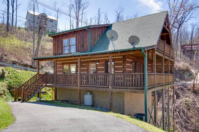 703 Short Ridge Court, Gatlinburg, TN 37738 (#1140360) :: Realty Executives Associates Main Street