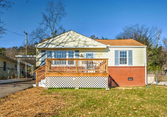 1011 Forsythe St, Knoxville, TN 37917 (#1140368) :: The Cook Team