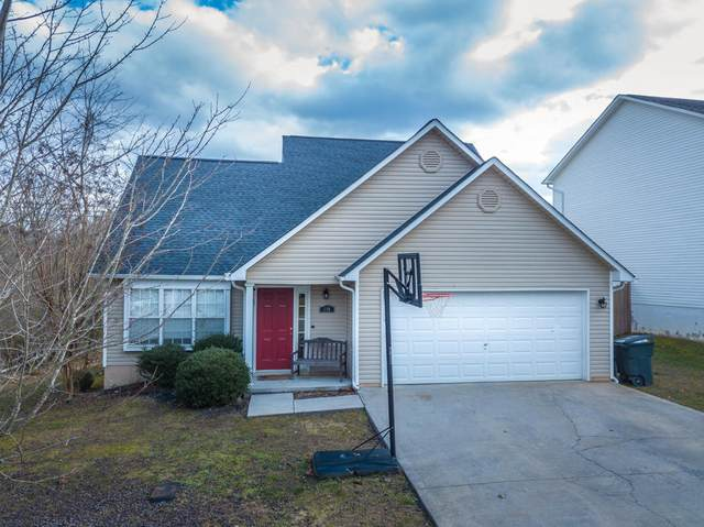 110 White Creek Drive, Knoxville, TN 37920 (#1140416) :: A+ Team
