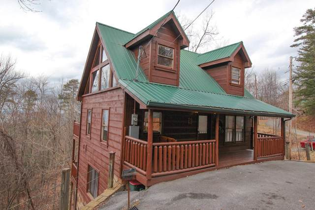 1819 Rhododendron Lane, Sevierville, TN 37876 (#1140427) :: Tennessee Elite Realty