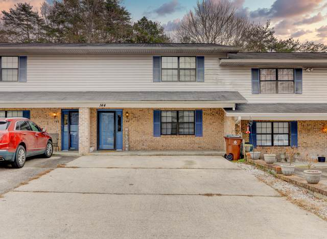 144 High Point Lane, Oak Ridge, TN 37830 (#1140483) :: Adam Wilson Realty