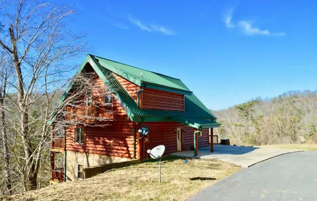 4430 New Pioneer Tr, Pigeon Forge, TN 37863 (#1140487) :: The Terrell Team