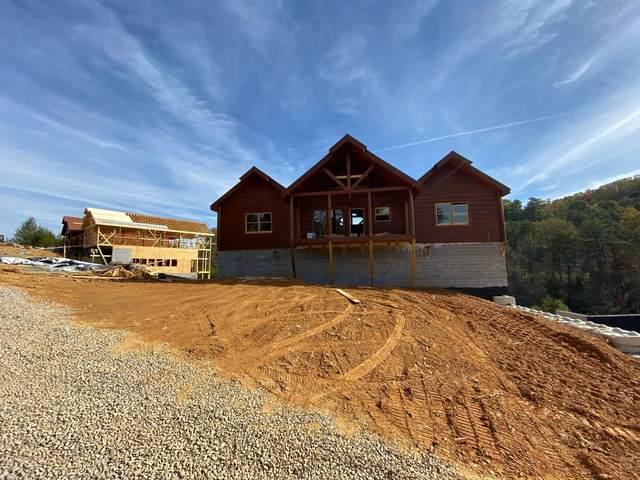 Green Mountain Way, Sevierville, TN 37876 (#1140573) :: Billy Houston Group