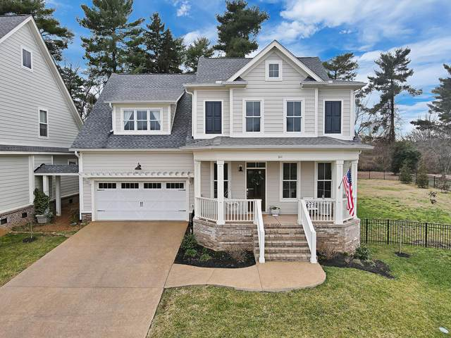 211 Ivy Gate Lane, Knoxville, TN 37934 (#1140639) :: Cindy Kraus Group | Realty Executives Associates