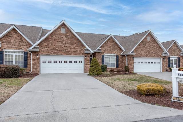 124 River Garden Court, Sevierville, TN 37862 (#1140663) :: The Cook Team