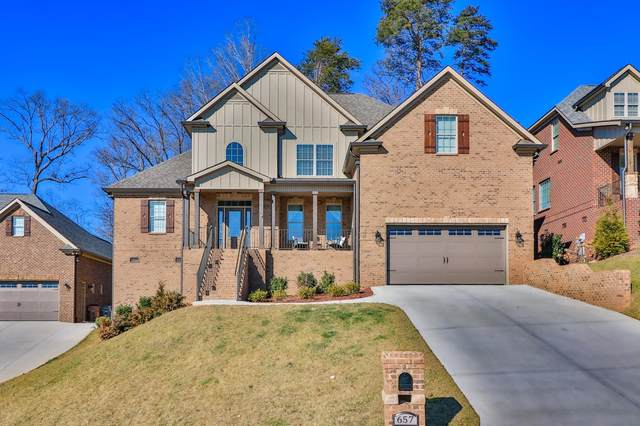 657 Blowing Rock Lane, Knoxville, TN 37922 (#1140719) :: The Cook Team