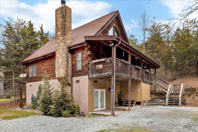 1114 Carroll Hill Lane, Sevierville, TN 37876 (#1140749) :: Billy Houston Group