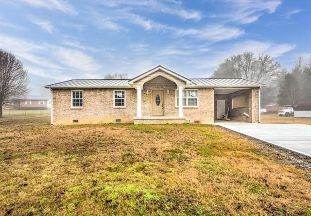 278 Airport Rd, Oliver Springs, TN 37840 (#1140859) :: The Cook Team