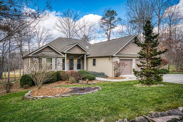 14 Mariners Point, Fairfield Glade, TN 38558 (#1140908) :: Tennessee Elite Realty