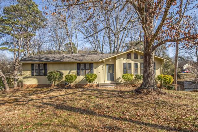 808 Gulfwood Drive, Knoxville, TN 37923 (#1140934) :: Cindy Kraus Group | Realty Executives Associates
