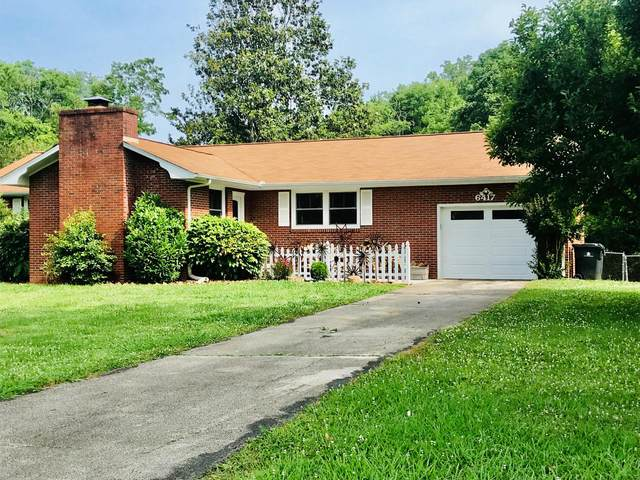 6417 Shetland Drive, Knoxville, TN 37920 (#1140949) :: Tennessee Elite Realty
