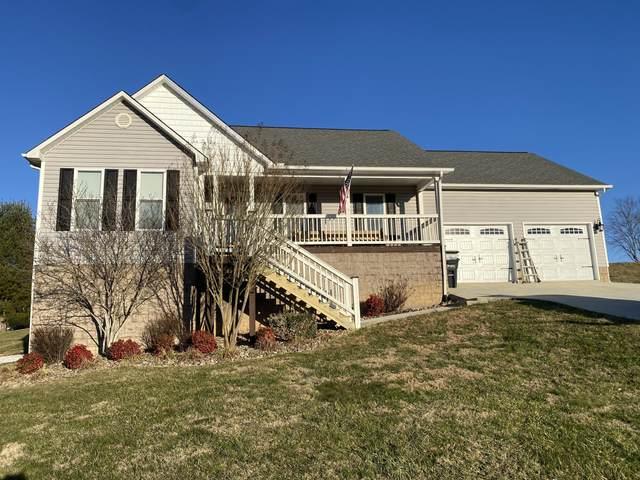 308 Mountain Perkins Lane, Jacksboro, TN 37757 (#1140978) :: Billy Houston Group