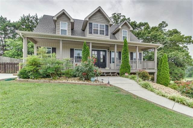 1730 Danberry Lane, Cleveland, TN 37323 (#1140988) :: Tennessee Elite Realty
