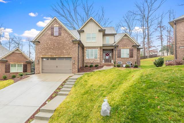 665 Blowing Rock Lane, Knoxville, TN 37922 (#1141010) :: Adam Wilson Realty