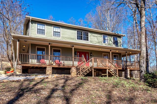 121 Old State Circle, Powell, TN 37849 (#1141011) :: Adam Wilson Realty