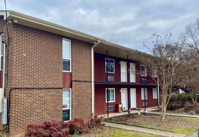 201 Avenue B, Knoxville, TN 37920 (#1141025) :: Billy Houston Group
