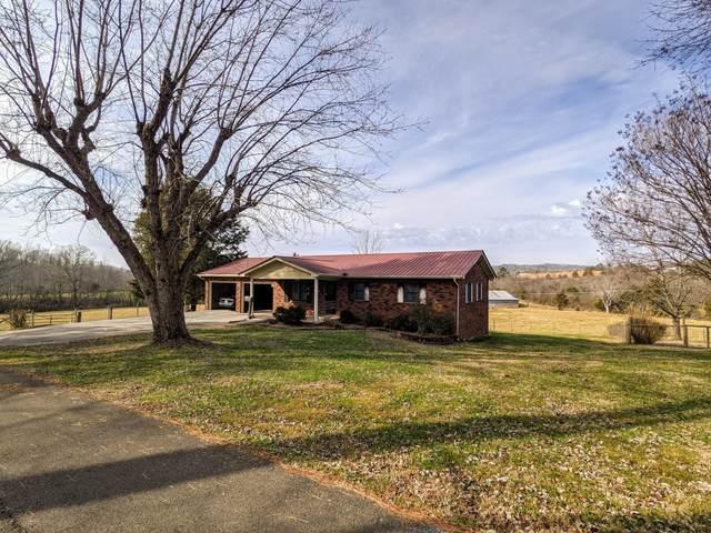 134 Co Rd 858, Etowah, TN 37331 (#1141052) :: Tennessee Elite Realty
