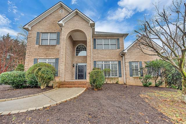 607 Valley Hill Lane, Knoxville, TN 37922 (#1141094) :: Shannon Foster Boline Group