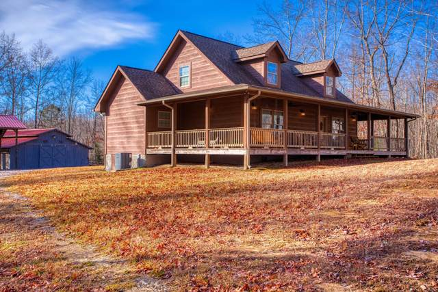 424 Wilderness Lane, Jamestown, TN 38556 (#1141120) :: Shannon Foster Boline Group