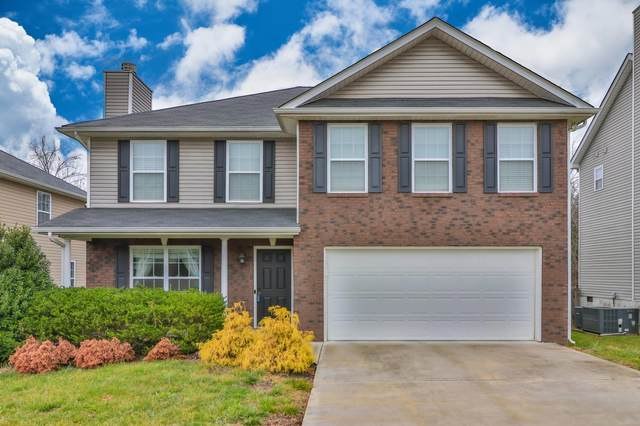 8555 Golden Cloud Lane, Knoxville, TN 37931 (#1141138) :: Billy Houston Group