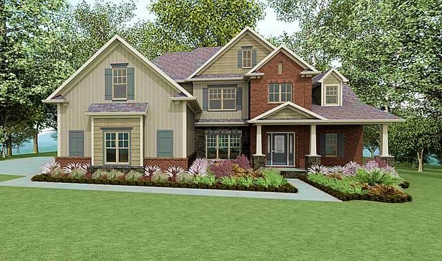 113 Sweetberry St Lot 491, Oak Ridge, TN 37830 (#1141182) :: Adam Wilson Realty