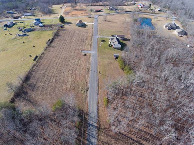 Perry Creek Lot 8 Drive, Crossville, TN 38572 (#1141215) :: Shannon Foster Boline Group