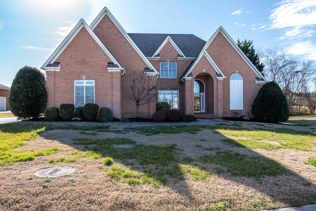 1717 Crosswinds Way, Alcoa, TN 37701 (#1141252) :: Catrina Foster Group