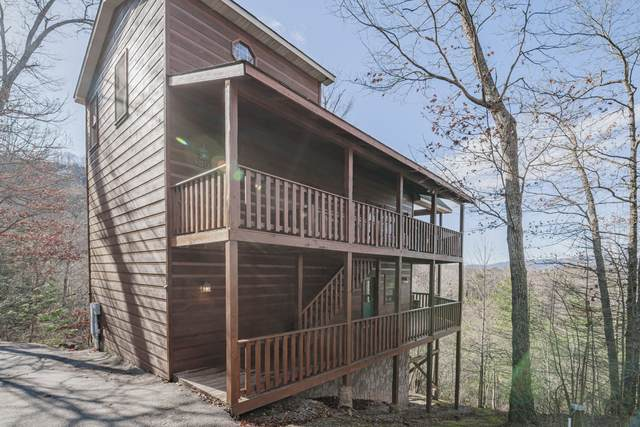 2420 Misty Shadows Drive, Sevierville, TN 37862 (#1141331) :: Tennessee Elite Realty