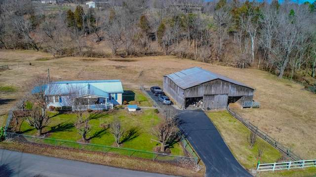1541 Lower English Creek Rd, Newport, TN 37821 (#1141336) :: Adam Wilson Realty
