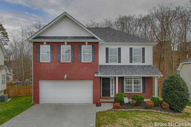 3316 Grassy Pointe Lane, Knoxville, TN 37931 (#1141340) :: Billy Houston Group