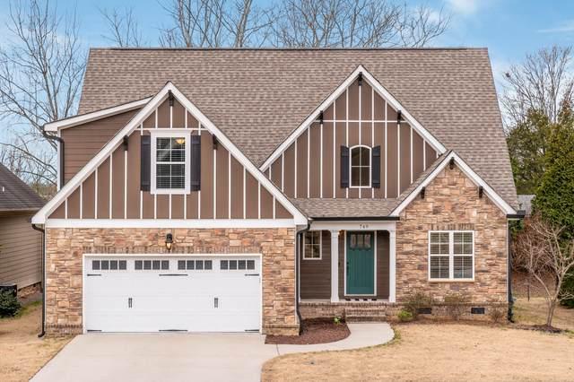 749 NE Abby Glen Drive, Cleveland, TN 37312 (#1141400) :: Tennessee Elite Realty
