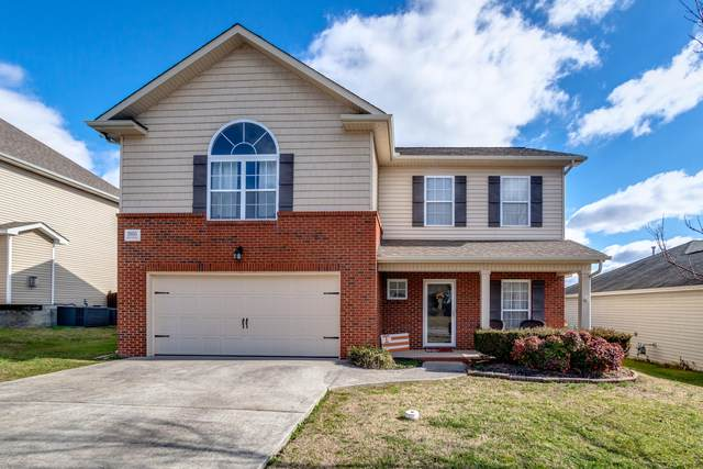 1955 Mahogany Wood Tr, Knoxville, TN 37920 (#1141417) :: Tennessee Elite Realty