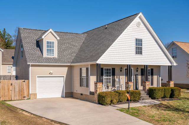 1139 NE Clint Drive, Cleveland, TN 37312 (#1141468) :: Tennessee Elite Realty