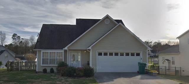 7424 Kilbridge Drive, Knoxville, TN 37924 (#1141481) :: Realty Executives Associates Main Street