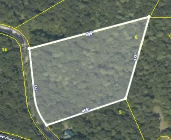 Lot #6 Warriors Passage Drive, Tellico Plains, TN 37385 (#1141510) :: Shannon Foster Boline Group