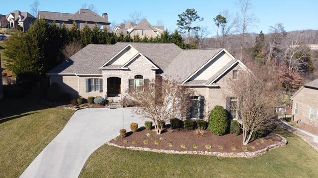 10039 Fox Cove Rd, Knoxville, TN 37922 (#1141520) :: Cindy Kraus Group | Realty Executives Associates