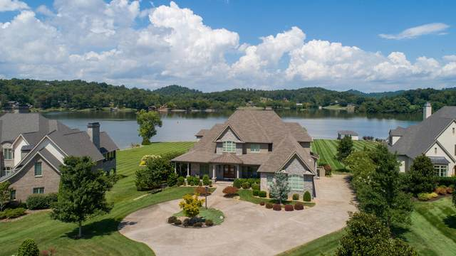 3517 Waterside Way, Louisville, TN 37777 (#1141569) :: Adam Wilson Realty