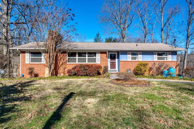1727 Uppingham Drive, Knoxville, TN 37918 (#1141620) :: The Cook Team