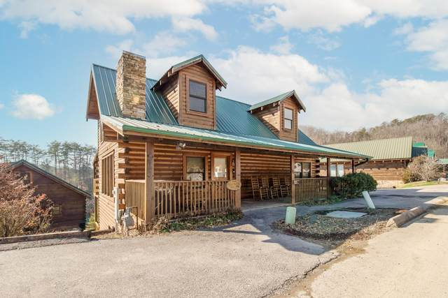 3225 White Falcon Way, Pigeon Forge, TN 37863 (#1141633) :: Billy Houston Group