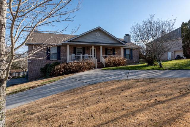 3712 Berryhill Drive, Maryville, TN 37801 (#1141660) :: Catrina Foster Group