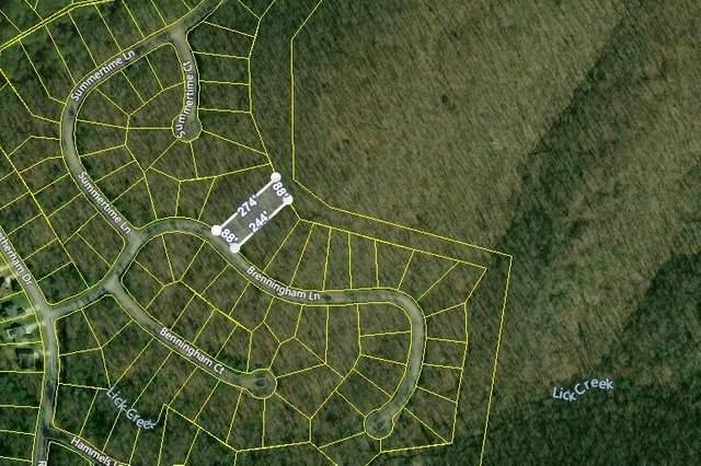 25 Brenningham Lane, Crossville, TN 38558 (#1141701) :: Cindy Kraus Group | Realty Executives Associates
