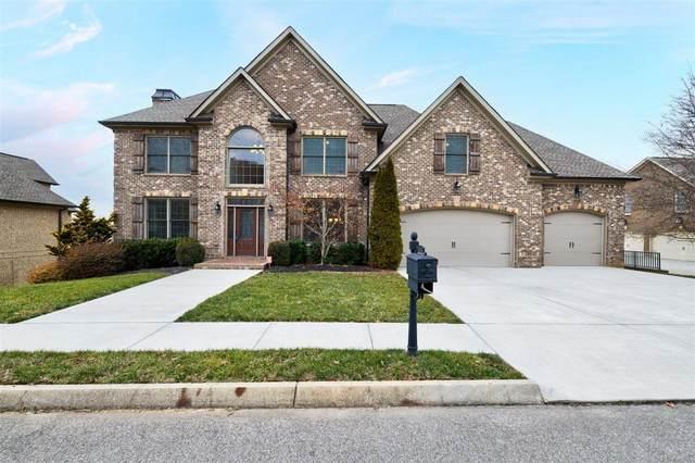 12841 Cabot Ridge Lane, Knoxville, TN 37922 (#1141709) :: Realty Executives Associates Main Street