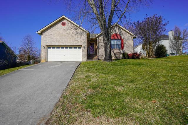 611 Whitesburg Drive, Knoxville, TN 37918 (#1141734) :: Tennessee Elite Realty