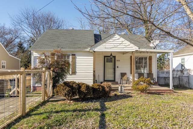 2123 Belvoir Ave, Knoxville, TN 37917 (#1141758) :: Realty Executives Associates Main Street