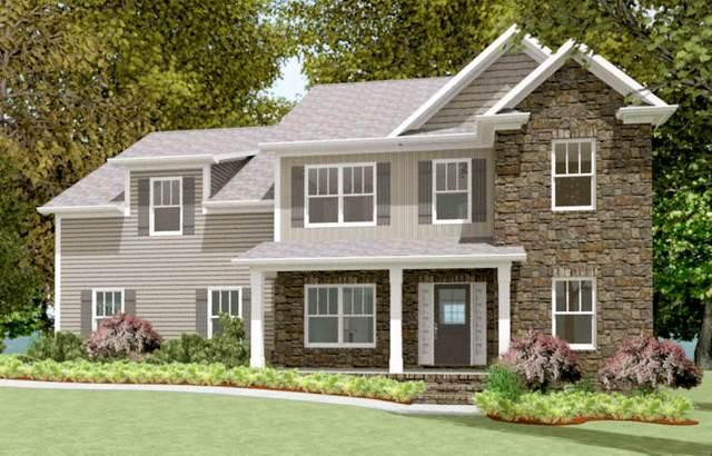 100 Hillberry Rd Lot 518, Oak Ridge, TN 37830 (#1141781) :: Tennessee Elite Realty