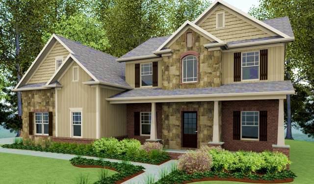 135 Galeberry Ave Lot 301, Oak Ridge, TN 37830 (#1141937) :: Realty Executives Associates