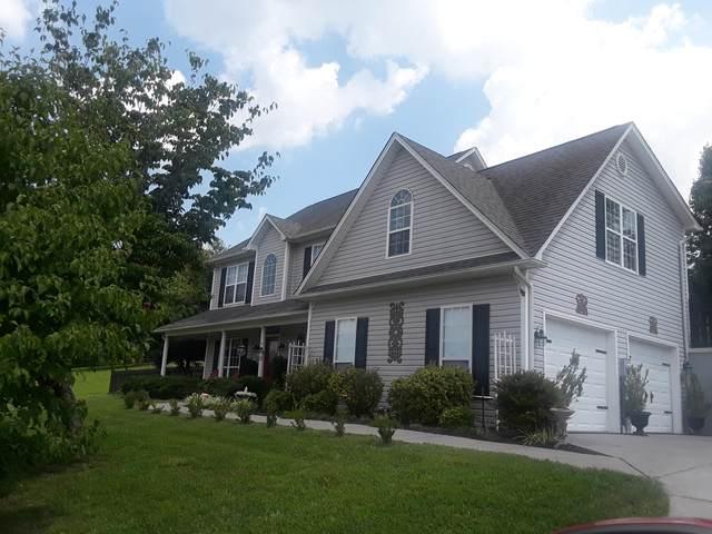 230 Fieldcrest Drive, Jefferson City, TN 37760 (#1141949) :: The Cook Team