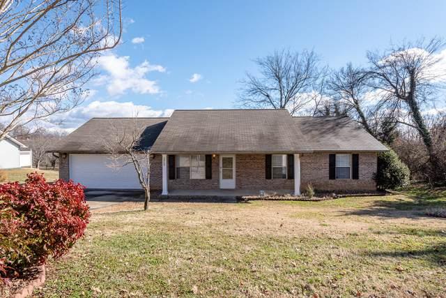 3869 Big Springs Ridge Rd, Friendsville, TN 37737 (#1141960) :: Catrina Foster Group